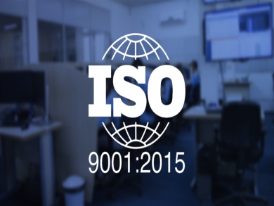 Parceria com Empresa Nacional de Software ISO 9001:2015