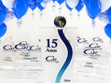 15 Anos de CR Consultoria