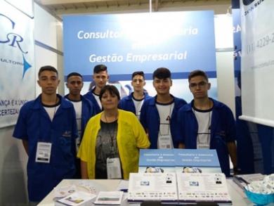 No mês de Abril de 2018 a CR Consultoria participou da Feira da Mecânica no Expo Center Norte.